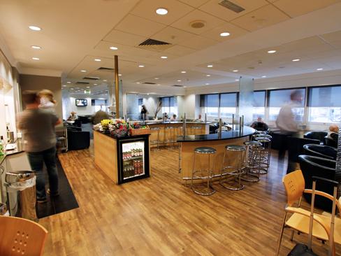 Servisair Executive Lounge Terminal 3